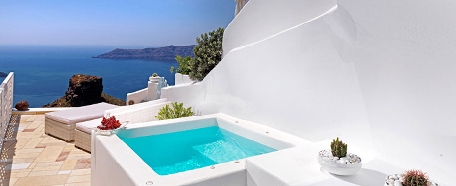 Tholos Resort Santorin